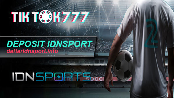 Deposit IDNSPORT