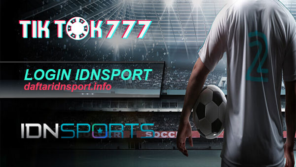 Login IDNSPORT